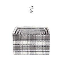 Mingei японский дом игрушка хранения большой ящик для хранения без крышки отделка ящик для хранения мода