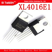 2 teile/los XL4016E1 TO220-5 XL4016 TO220 4016E1 40V 8A chip schritt-down-IC DC-DC(China)