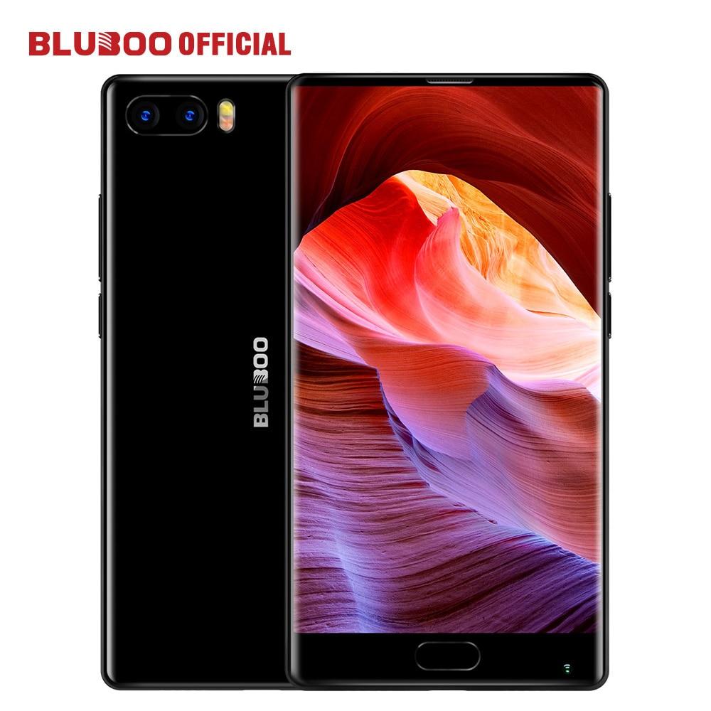 bilder für Pre-verkauf Bluboo S1 Lünette-weniger Smartphone 5,5 ''FHD Helio P25 Octa Core 4 GB RAM 64 GB ROM Android 7.0 Dual Rückfahrkamera 3500 mAh