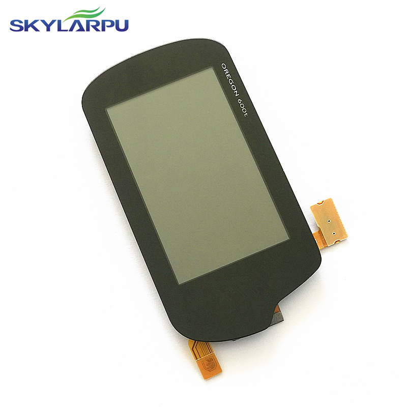 skylarpu LCD screen for GARMIN OREGON 600t Handheld GPS LCD display Screen with Touch screen digitizer Repair replacementskylarpu LCD screen for GARMIN OREGON 600t Handheld GPS LCD display Screen with Touch screen digitizer Repair replacement