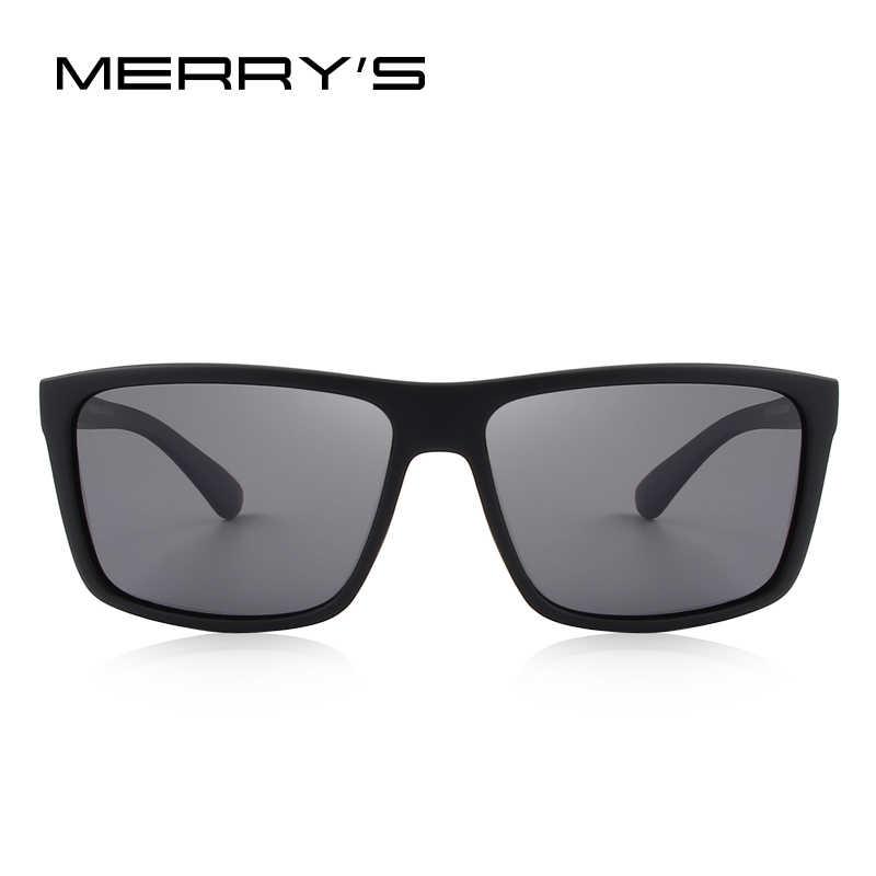 aa0003d9ebec4 ... MERRYS DESIGN Men Polarized Sunglasses Fashion Male Eyewear 100% UV  Protection S8225 ...