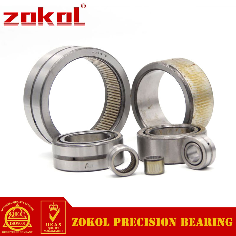 ZOKOL bearing NAV4920 Full bore needle roller bearing with inner ring 100*140*40mm needle roller bearing part inner ring ir859526