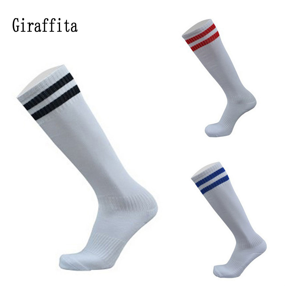 Giraffita Football Socks Soccer Socks Mens Kids Boys Sports Durable Long Adult Basketball Thickening Sox Medias De Futbol