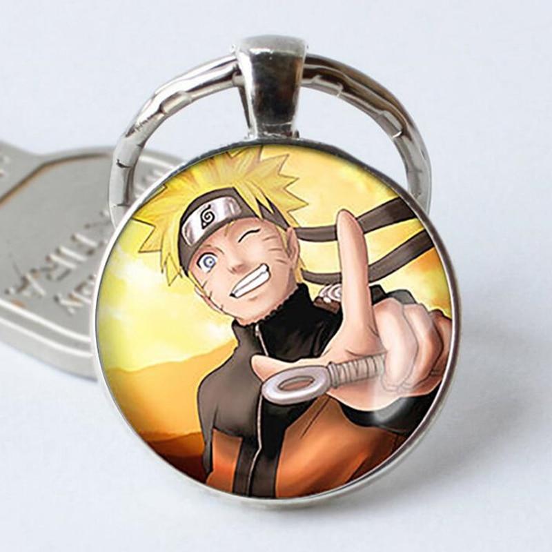 Naruto Keychain Wink