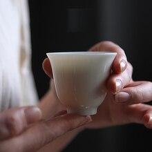 TANGPIN белый керамические чашки чайная чашка китайский фарфор кунг-фу чашка 50 мл