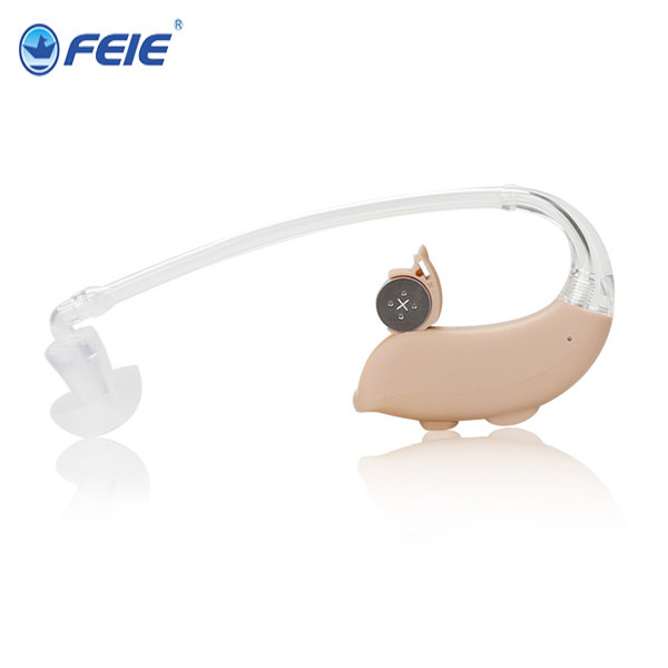 Make in China Ear Amplifier Digital Hearing Aid for Hearing Loss People BTE MY-15 guangzhou feie deaf rechargeable hearing aids mini behind the ear hearing aid s 109s free shipping