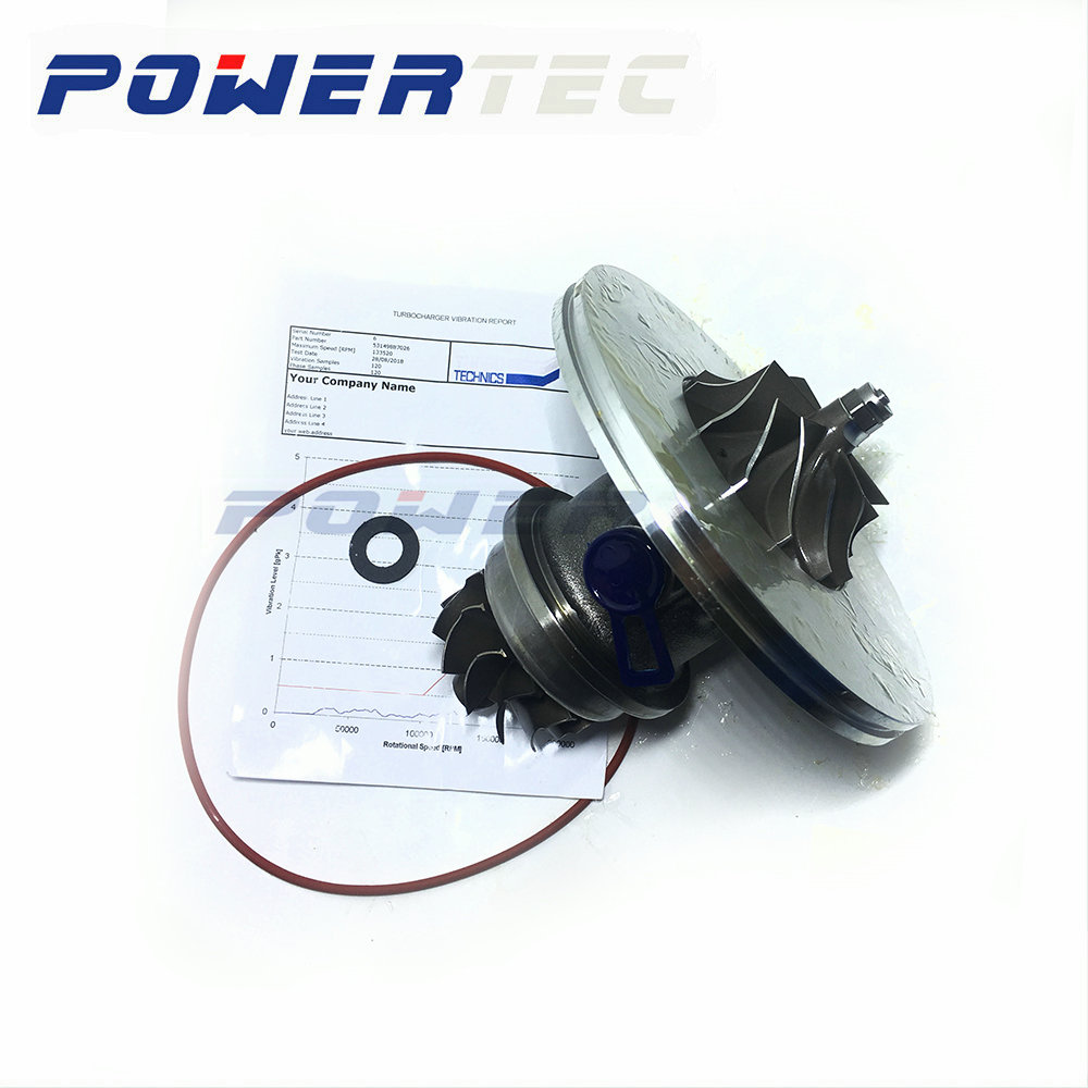 Turbo Charger K14 Turbine Cartridge CHRA Core 53149707026 For Mercedes-Benz E-Klasse 300 TD W210 OM606 177HP 6060960099