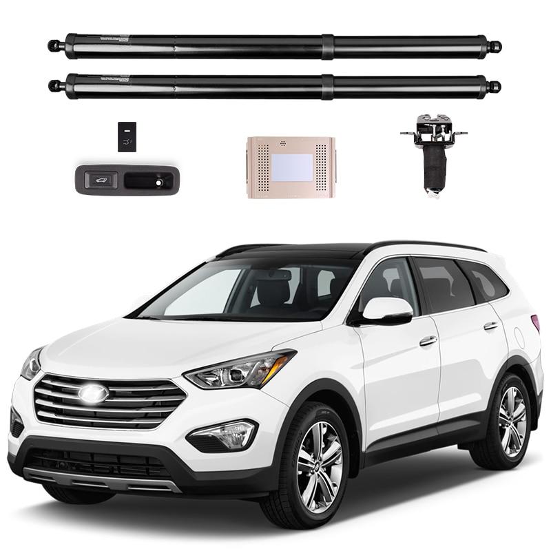 for Hyundai Santa fe electric tailgate, leg sensor, automatic tailgate, luggage modification, automotive supplies