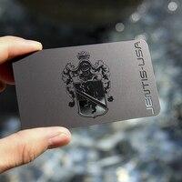 Nice stainless steel metal mirror metal card custom metal credit cards