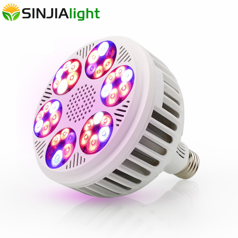 120W LED Grow Light Full Spectrum Growth Lamps for indoor plants flowers lighting grow tent hydroponics