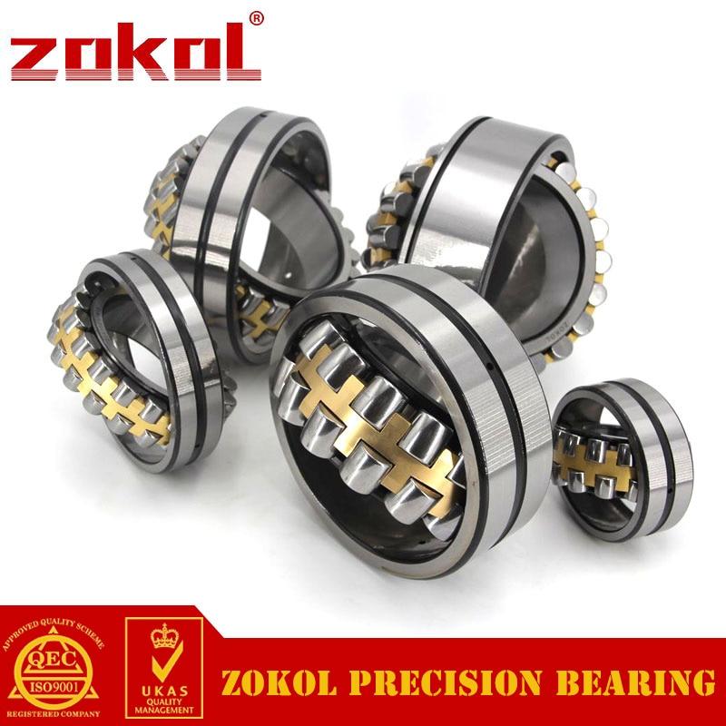 ZOKOL bearing 22319CAK W33 Spherical Roller bearing 113619HK self-aligning roller bearing 95*200*67mm mochu 22213 22213ca 22213ca w33 65x120x31 53513 53513hk spherical roller bearings self aligning cylindrical bore