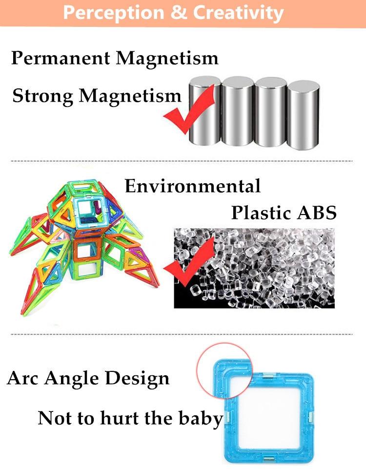 Plastic Toys Last Magnetic 4