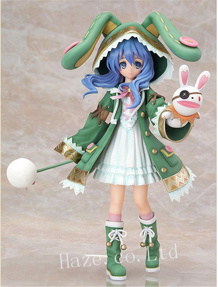 ФОТО Anime Date A Live Yoshino Hermit 18cm Painted PVC Action Figure