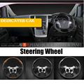 New Steering Wheel For TOYOTA ESTIMA ALPHARD VELLFIRE