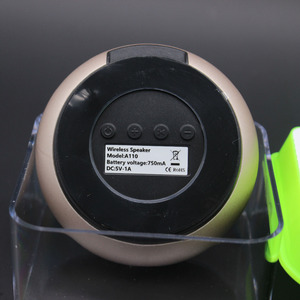 Image 5 - EWa A110 נייד רמקול עבור טלפון/Tablet/מחשב מיני אלחוטי Bluetooth רמקול מתכתי USB קלט MP3 נגן ספורט רמקולים