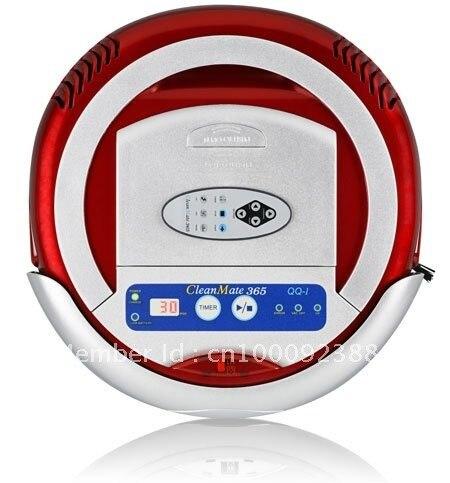 Robot vacuum cleaner /Robotic vacuum cleaner/Intelligent cleaner/Vacuum cleaner QQ-1(red)