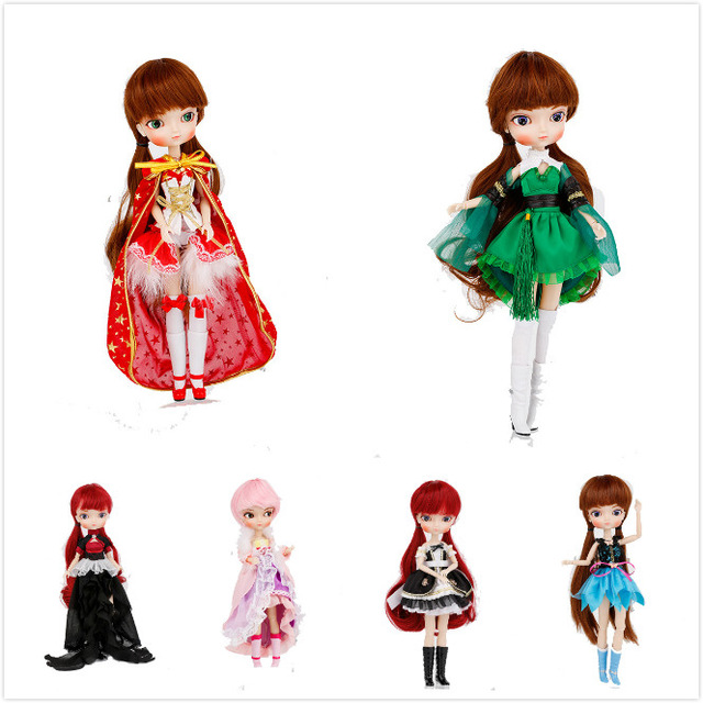 New arrirve BB Girl doll 1 6 doll joint body face like pullip NO 20181011KS