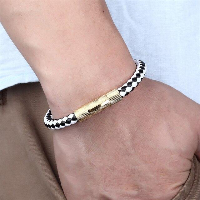 Купить новый модный женский браслет популярный стильный простой мужской