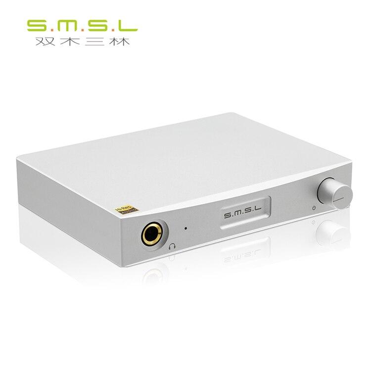 SMSL SAP 12 Class A B Headphones Amplifier RCA input output 6 35mm Headphone output