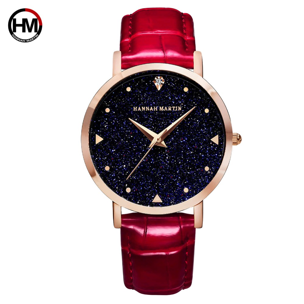 2018 New Top Luxury Brand Quartz Watch Women Fashion Waterproof Leather Band Flash Star Dial Ladies Hand Watches Reloj Mujer стоимость