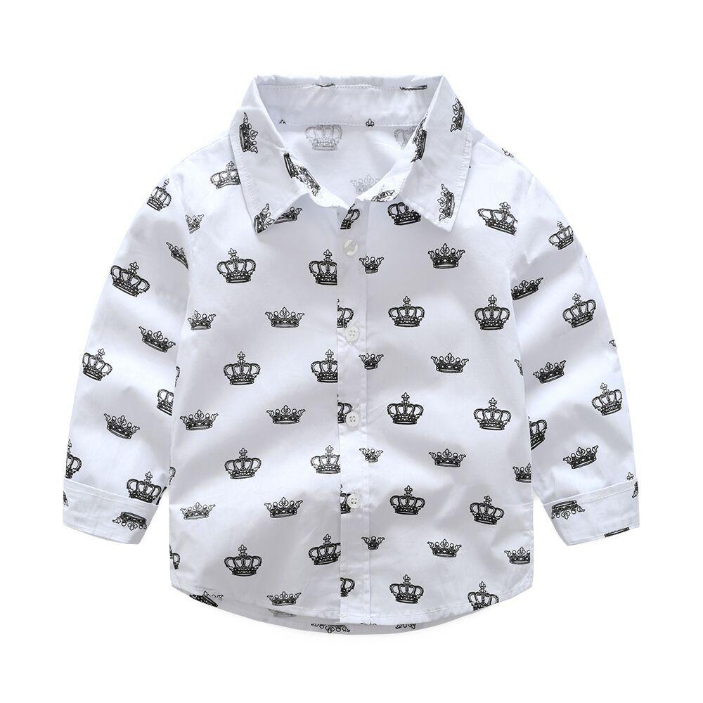 d0af29ec56fea babzapleume Spring Autumn Baby Boys Clothes Cotton T-shirt+Jeans ...