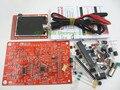 Frete Grátis 1 Sets Alta Qualidade DSO138 DS0138 Kit DIY Osciloscópio Digital + Sonda Unsoldered Fluxo Oficina STM32 200 khz