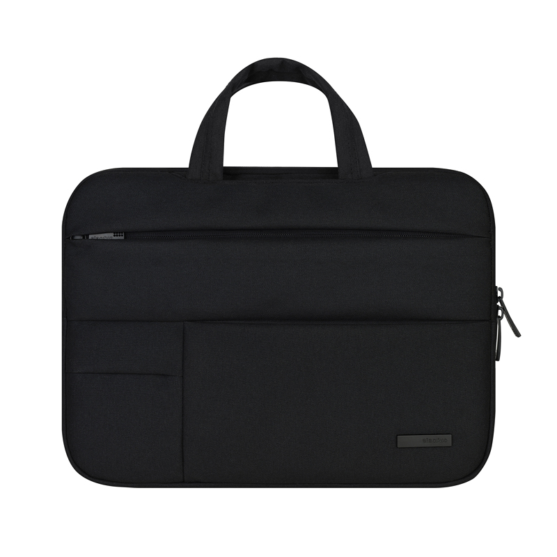 Image 3 - 11 11.6 13 13.3 Inch Portable handbag Men Felt Laptop Case/Sleeve for Apple Mac Macbook Air Pro Notebook Bag 14 15.6 Inch-in Laptop Bags & Cases from Computer & Office
