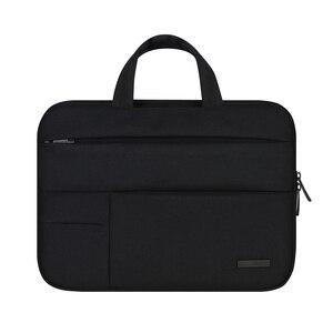 Image 3 - 11 11.6 13 13.3 Inch Portable handbag Men Felt Laptop Case/Sleeve for Apple Mac Macbook Air Pro Notebook Bag 14 15.6 Inch