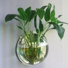 Высокое качество 1 шт. высокое боросиликатное стекло Висячие стеклянные цветочные плантаторы ваза Террариум контейнер домашний сад шар Декор