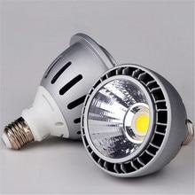 Free Shipping NEWS  high power Par30 26W LED Bulb COB E27 LED Spotlight Par 30 Light Lamp AC90-260v Warm White/White/Cold White стоимость
