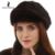 Nueva llegada Linda piel de visón sombreros superventas de piel sombreros para las mujeres moda real de piel de visón sombrero de invierno mujer invierno mujer sombreros de piel