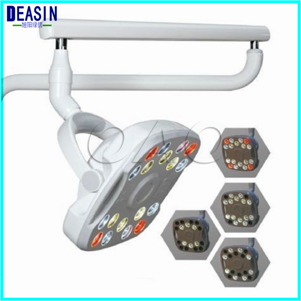 High Quality NEW 30W COXO Medical Dental LED Oral Light Exam ENT Surgical Lamp Shadowless Lamp цена