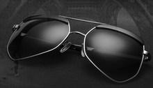 =CLARA VIDA= The classic Retro trend Eyebrow frame colorful lenses Polarized Sunglasses Tac Enhanced Polarised Sun glasses UV400