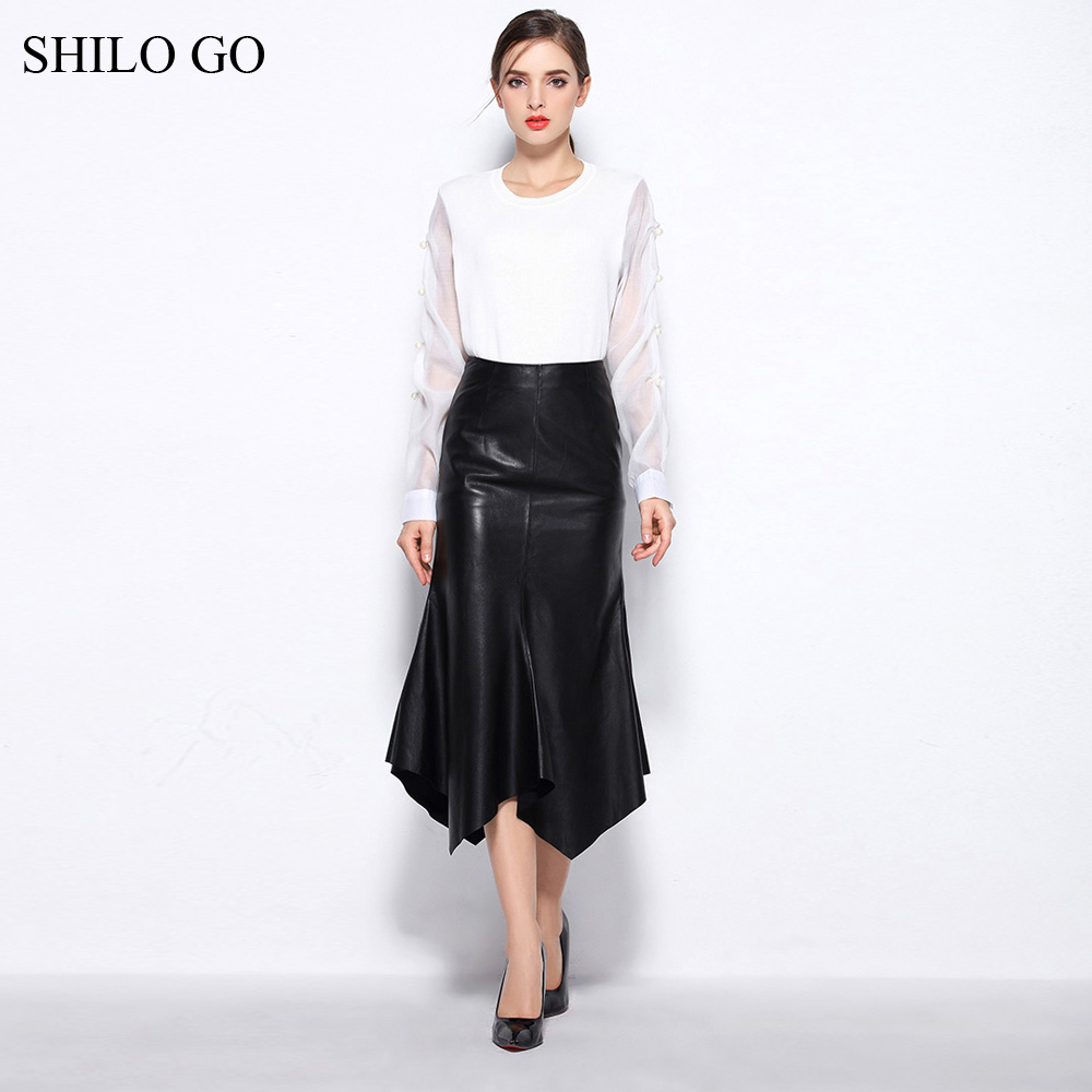 Compare Prices on Asymmetrical Pencil Skirt- Online Shopping/Buy ...
