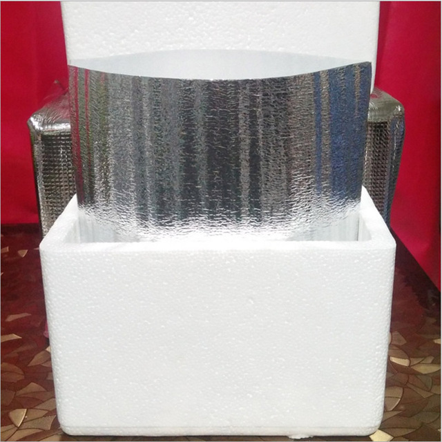 Aluminum Foil Insulation Bag 10 Pieces Set