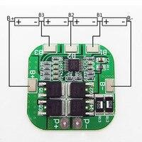 10а, 14, 8 в 16, 8 4С в 18650 литий-ионный батарея зарядное устройство доска зарядное устройство модуль + защита защиты бмс совета модуль электронные