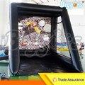 Carnaval Transporte rápido Jogo de Futebol Inflável Objetivo de Futebol Inflável