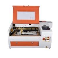 Nova Máquina de Gravura do Laser Computador GY 430 Máquina Capítulo Gravado Lettering A Laser Máquina Da Marcação DO LOGOTIPO Da Máquina 110 V/220 V 40 W|Roteadores de madeira| |  -