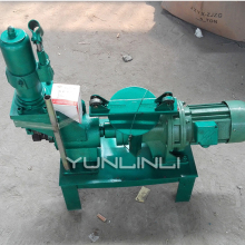 Гидравлическая Пазовая машина 380V 50-150mm электрическая напорная Пазовая машина для оцинкованных труб, железных труб, желобок пресс GH-BYGCJ-ZW