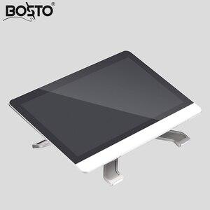 Image 4 - BOSTO KINGTEE Artista 21.5 inç Grafik Tablet çizmek için El boyalı Monitör Tüm bir Makine FHD IPS Paneli el yazısı Kalem