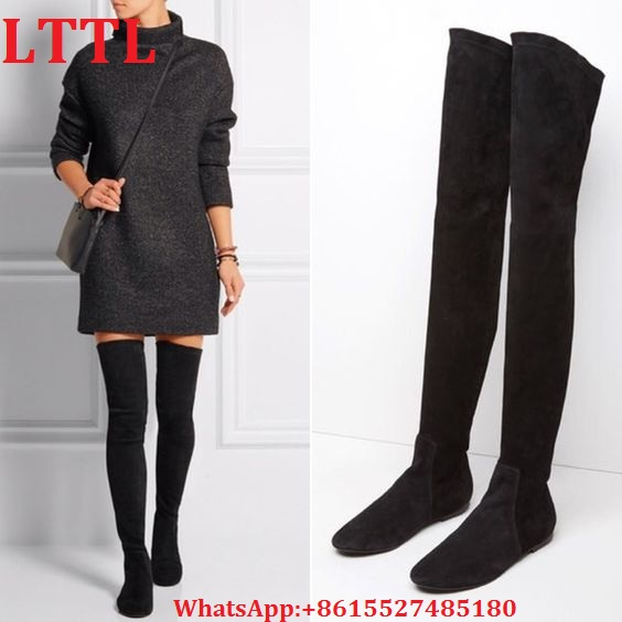 Comfortable Thigh High Boots Promotion-Shop for Promotional ...