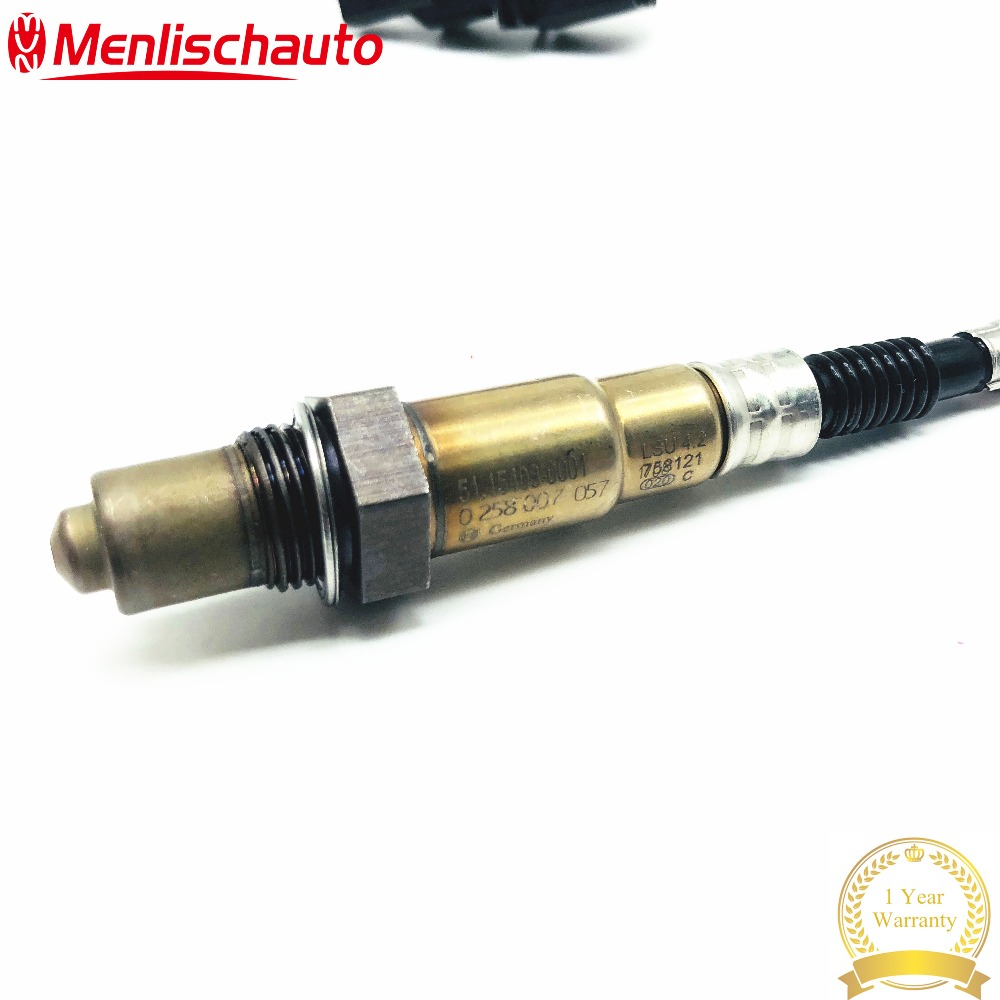 0258007057 Genuine Quality Best Quality Oxygen Sensor For Germany Car in Exhaust Gas Oxygen Sensor from Automobiles Motorcycles