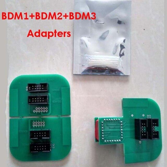 НОВЫЙ OBD ЭКЮ Программист BDM1 BDM2 BDM3 Весенние Адаптеры для BDM Раме ЭКЮ ПДК Чтении BDM 1 Шт.