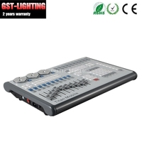 good quality mini Titan mobile tiger touch dmx dj controller moving head stage light