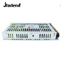 Jiaderuiอัลตร้าบางAC 110โวลต์220โวลต์ที่DC 5โวลต์แหล่งจ่ายไฟ40A 200วัตต์อะแดป