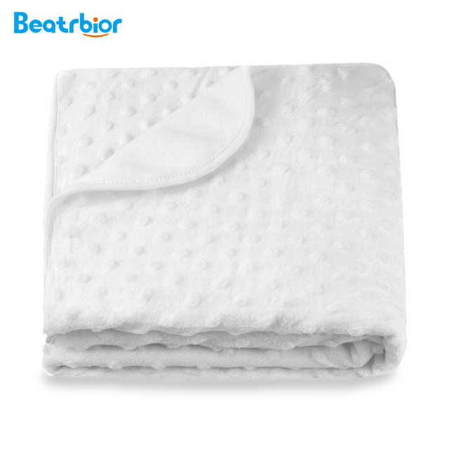 0bfa27ca4271c Retail 2017 Baby Blanket for Newborns Thermal Soft Fleece Blankets Baby Boy  Girl Sleeping Warp Swaddling