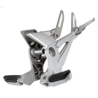 Motorcycle Increase Height Pedal Increase The Height Of The Motorcycle Pedal ModifiedCNC Pedal For MSX125 MSX