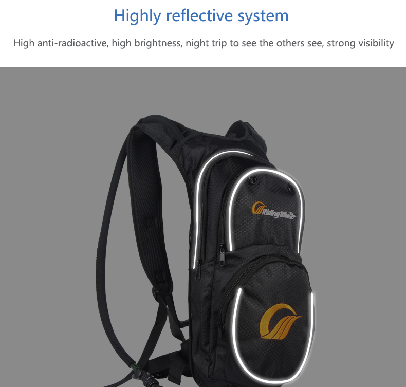 цены Bicycle Water Bag Outdoor Sports TPU Water Bottle Pouch Knapsack 8L Tactical Kamp Hydration Backpack Water Camping Camelback