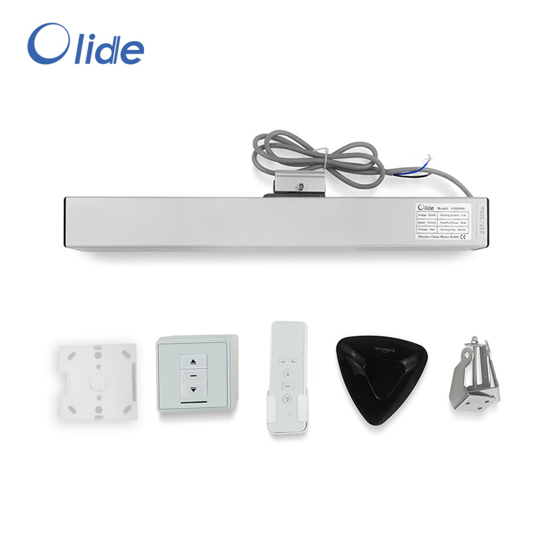 Smart Home App Phone Remote Control Electric Window Closer+wifi smart controller+remote control+receiver+box of receiver|chain actuator|window actuator|remote actuator - title=