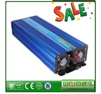 DHL Or Fedex Free Shipping 3000W Pure Sine Wave Inverter 6000w Peak For Wind And Solar